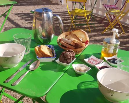 photo du petit déjeuner