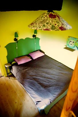 photo chambre d'hôte la Saônette