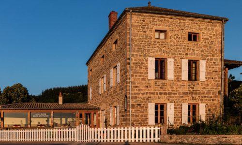 Photo maison Grange du bois gîte